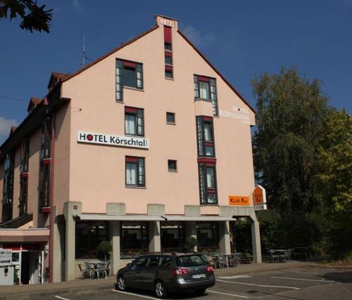 Haus Seeblick Hotel Garni Ferienwohnungen: Hotel Körschtal Beim Musical Stuttgart
